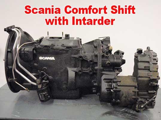Scania GR801 Comfort Shift