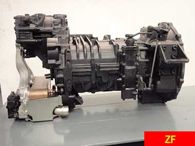 ZF 6S-1600 IT VOR Transmissions