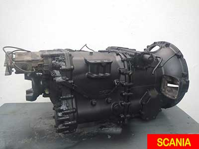 Picture of a Scania GRS