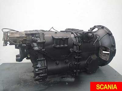 Scania GRS VOR Transmissions