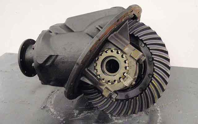 Bedford Differential VOR Transmissions