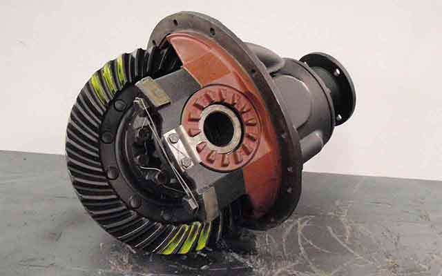 Ford 14B Differential VOR Transmissions