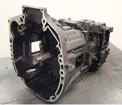 Iveco 6 Speed Gearbox