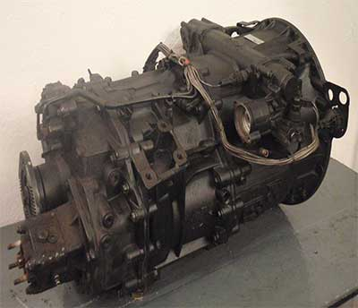 Mercedes 9 Speed Gearbox