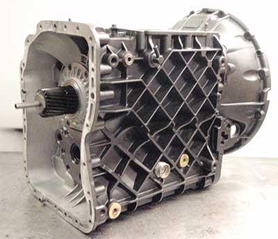 Renault Optidriver Gearbox