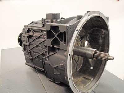 ZF 5 Speed Gearbox