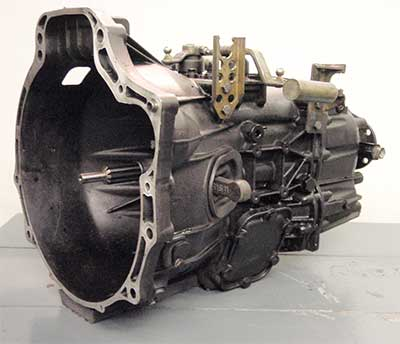 ZF 6S-300 Gearbox