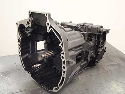 Iveco 2855.6 6 Speed Gearbox VOR Transmissions