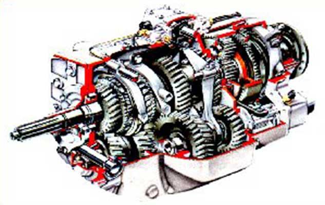 Truck Gearbox Repair - VOR Transmissions